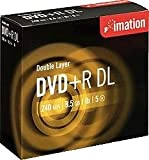 Imation DVD+R DL 8x 8.5GB (5)