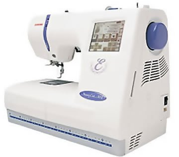 Janome Memory Craft MC300E Embroidery-Only Machine By The Each