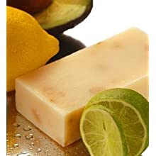 Kaffir Lime Twist Soap with Leatherwood Honey and Beeswax 4.4oz