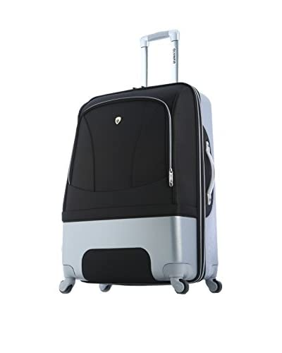 """Olympia Majestic 29"""" Rolling Case, Black"""
