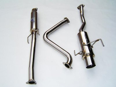 Invidia (HS00HS1GTS) Exhaust Systems - (Single