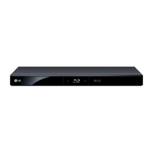 LG BD650 3D Network Blu-ray Disc Player  Smart