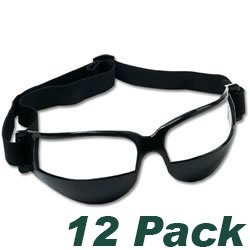 Dribble Specs No Look Basketball Eye Glass Goggles - Pack of 12