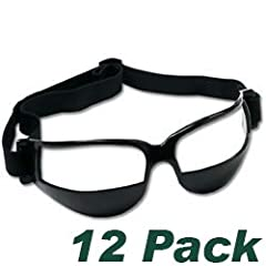 Buy Dribble Specs No Look Basketball Eye Glass Goggles - Pack of 12 by Jump USA
