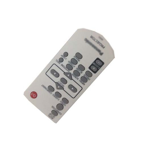 Replacement Remote Control For Panasonic Pt-Ax200U Pt-Ae7000U Pt-L702E 3Lcd Projection