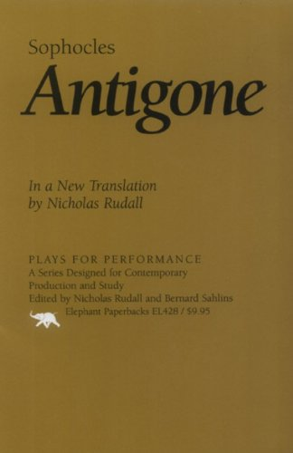the issues of leadership power and influence in antigone by sophocles