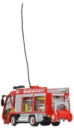 Jamara 403671 - RC Feuerwehr HTLF 40 MHz inklusive Fernsteuerung mit integriertem Ladegerät