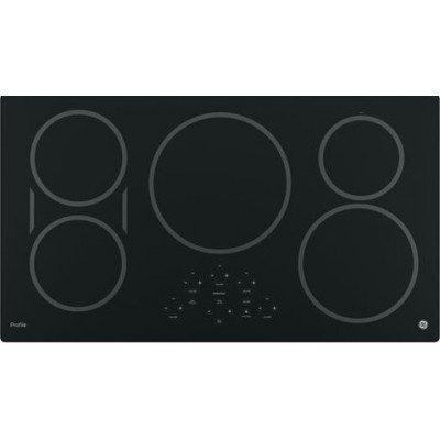 Looking for the best induction cooktop? Consider a GE PHP9036DJBB Profile 36