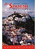 img - for Spanish First Year: Review Text (New Edition) (Spanish Edition) book / textbook / text book