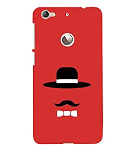 EPICCASE the mexican Mobile Back Case Cover For LeEco Le 1s Eco (Designer Case)