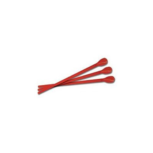 Case of 200 Red Spoon Straws For Concession Stands and Parties (Concession Stand Boxes compare prices)