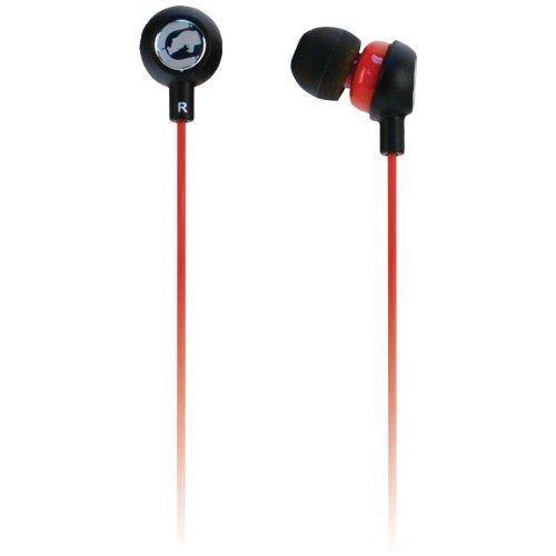 Ecko Unlimited Eku-Cha2-Rd Ecko Chaos 2 Earbud (Red)