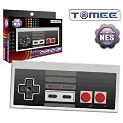 New Nes Tomee Controller 7-Pin Controller Connector Eight-Way Directional Pad Four Digital Buttons