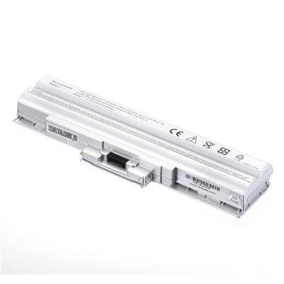 4400mAh 11.1V Laptop Battery for Sony Vaio PCG-61411L PCG-7184L PCG-7185L PCG-7192L PCG-81113L PCG-81114L VGN-AW VGN-AW11M/H VGN-CS19 VGN-FW140E VGN-FW351J/H VGN-NW270F/W VGN-SR92S VGN-SR93 VPCCW17FX/B VPCCW21FX VPCCW23FB/W (Mellifluent)