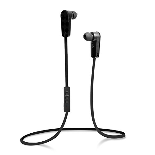 Jarv-NMotion-Sport-Wireless-Bluetooth-40-Stereo-EarbudsHeadphones-with-In-Line-Microphone-Black