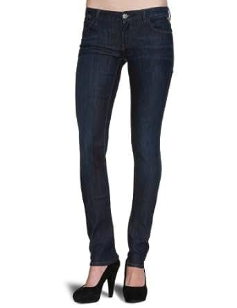 Replay Damen Jeans , Rockxanne WV521C.000.301 836, Gr. 25/32, Blau (8.5 OZ Power Stretch Denim)