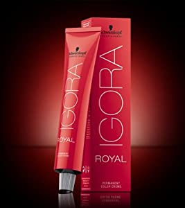 Schwarzkopf Igora Royal Colorist's Color Creme Tube 7-0 Medium Blonde