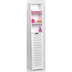 Fournitures de bureau discount pas cher meuble colonne de for Meuble colonne salle de bain 2 portes