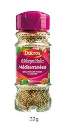 DUCROS - Melanges - Melange en flacons - Melange malin Mediterraneenne - 32 g
