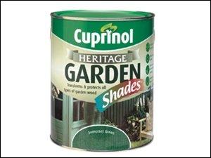 Cuprinol 2.5L Garden Shades - Heritage Old English Green
