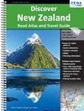 echange, troc Hema Maps - Discover New Zealand Atlas and Guide