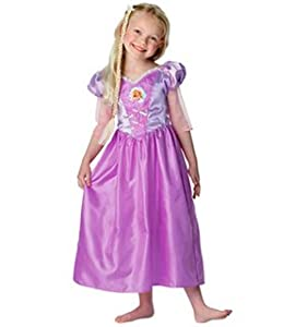 IMC - Disfraz clásico de Rapunzel, talla S