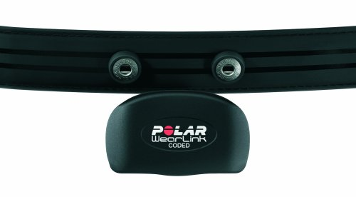 Imagen de Polar RS300X Heart Rate Monitor Watch (Negro)