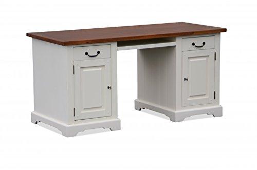 MK SIE-019SW Schreibtisch Siena