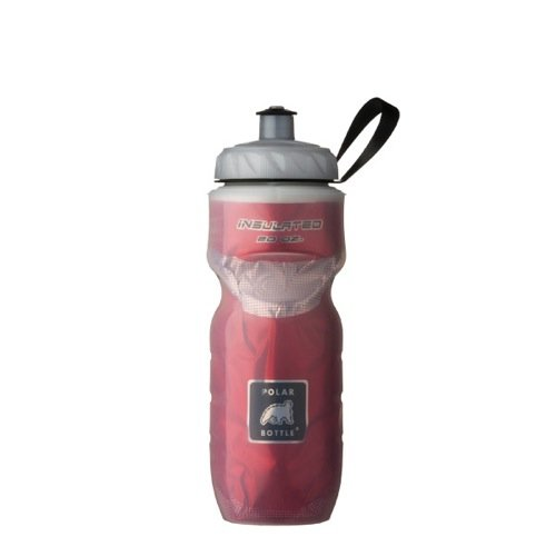 Polar Bottle Insulated Water Bottle (20-Ounce) (Red <3) (Polar Sport Bottle compare prices)