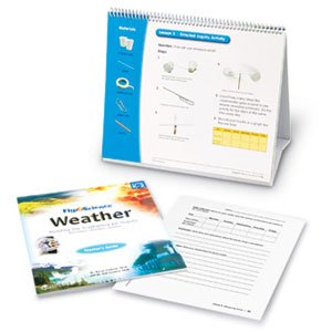 Learning Resources F4S Weather: Teacher's Guide and Center Book