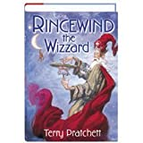 Terry Pratchett Rincewind the Wizzard: The Colour of Magic; the Light Fantastic; Sourcery; Eric