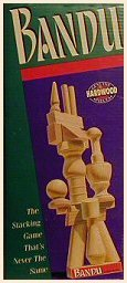 Bandu the Stacking Game That's Never the Same