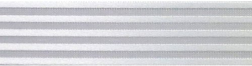 C'est Jolie! Ruban Crinoline Ribbon 1'X27 Yards White