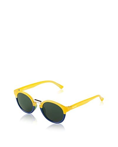 MR.BOHO Gafas de Sol ED2-11 Amarillo / Azul