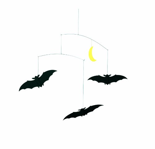 Flensted Mobiles Nursery Mobiles, Lucky Bats