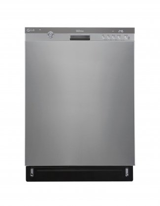Lg Dishwasher Stainless Steel front-366277