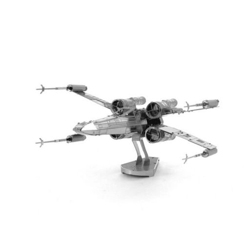 1PCS Metal Earth Star Wars 3D Laser Chip Metal Minute Model Kit X-Wing Fighter