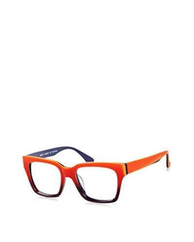 Ivory + Mason DCT0003 Florence Eyewear, Orange/Navy