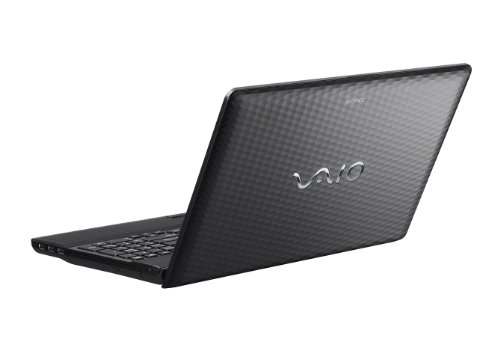 Sony VAIO EL2 Series VPCEL24FX/B 15.5-Inch Laptop (Charcoal Black)