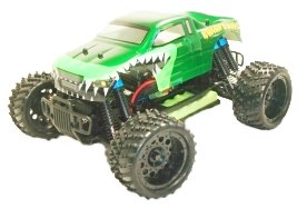 1:16 Scale Electric 7.2v Monster Truck Licenced Swamp Thing