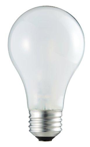 Philips 409821 Ecovantage 72-Watt (100-Watt Equivalent) A19 Soft White Light Bulb, 2-Pack front-876729