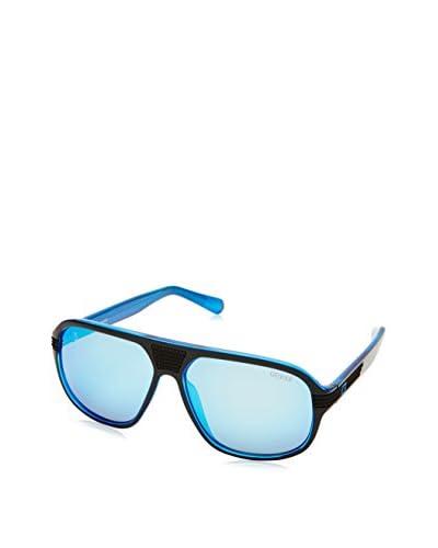 Guess Gafas de Sol GU 6836 (61 mm) Negro / Azul