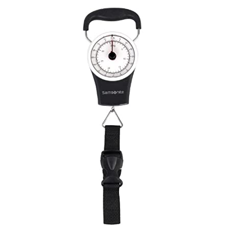 Travel Accessories Samsonite Manual Luggage Scale