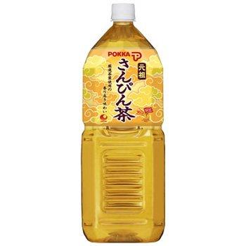 沖縄ポッカさんぴん茶(ジャスミン茶)2L×6本セット