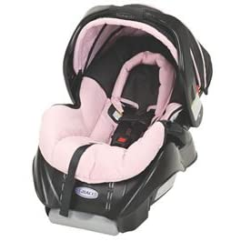 Graco SnugRide Infant Car Seat - Giselle
