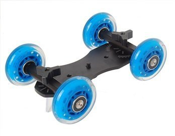 Jyc Mini Quad-Wheel Camera Mount