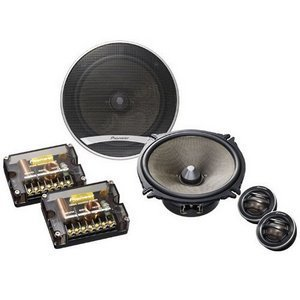 Pioneer Ts-D1720C 6.75-Inch D-Series 280-Watt Speaker Package
