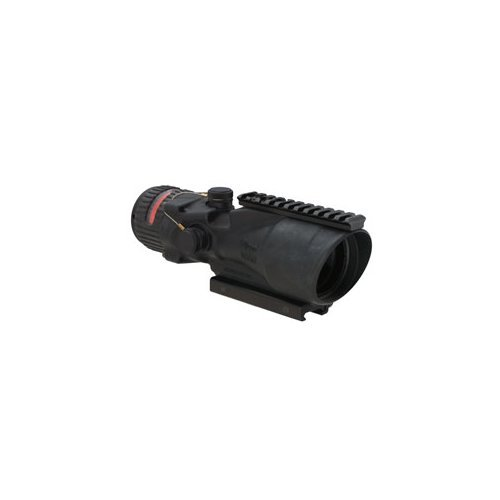 Trijicon - Acog 6X48 W/ Red Chevron Bac - Calibration: 0.308