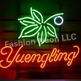 NEW YUENGLING BEER REAL OHIO STATE BUCKEYE GLASS NEON LIGHT 19x15 at Amazon.com