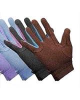 Saddlecraft Gripfast Childrens Cotton Riding Gloves